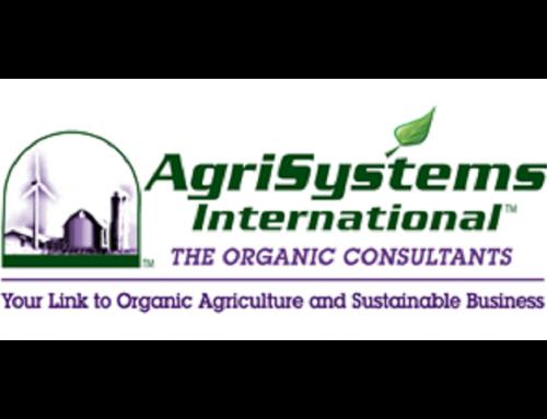 AgriSystems Summer Newsletter 2017